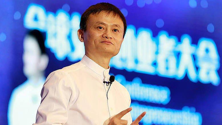 Jack Ma di Alibaba fa la prima apparizione pubblica da ottobre