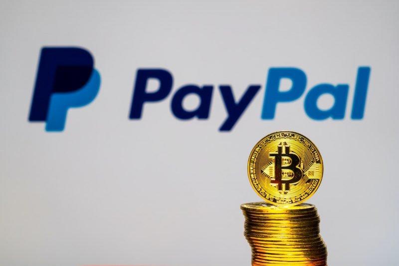 Il volume crittografico su PayPal raggiunge il record di $ 242 milioni