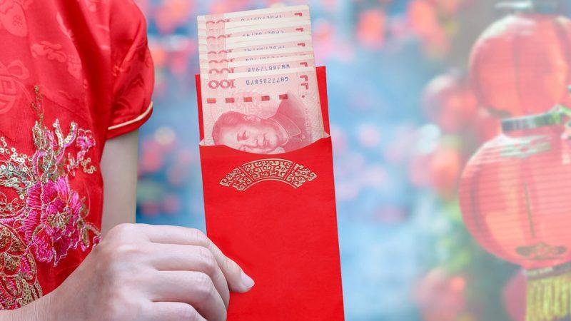 La Cina regala oltre 6 milioni di dollari in valuta digitale durante il capodanno lunare
