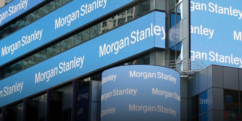Morgan Stanley sta considerando un investimento di 150 miliardi di dollari in Bitcoin