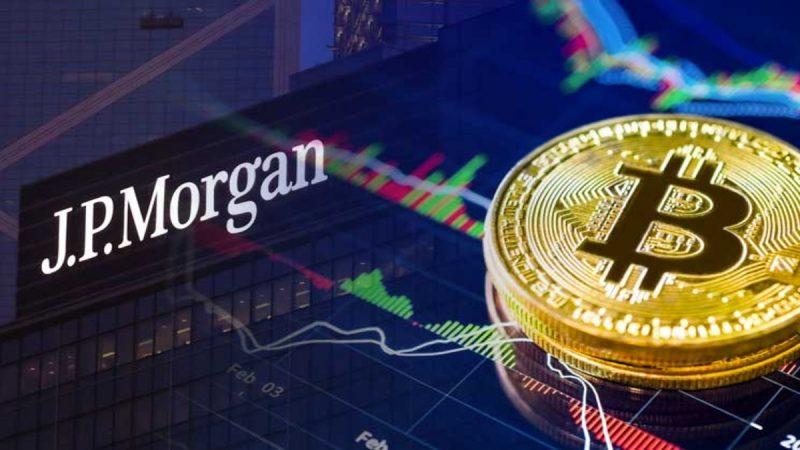 """Bitcoin è un """"side show economico"""" e una scarsa copertura contro le azioni: JP Morgan"""