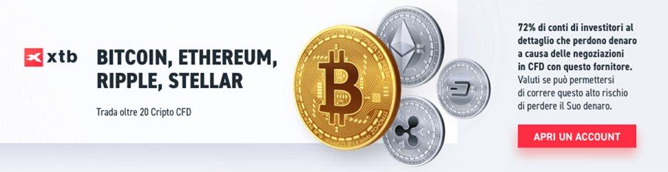 xtb Trading Criptovalute