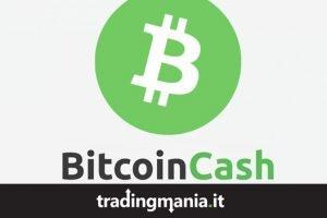Trading Bitcoin Cash Quotazione Grafico Prezzo in tempo reale