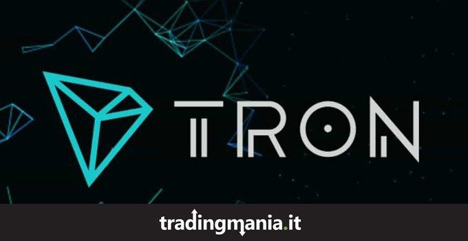 Criptovaluta Tron, come investire con il Trading online