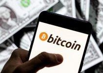 Bitcoin scende di oltre il 5% a $ 33,226.36
