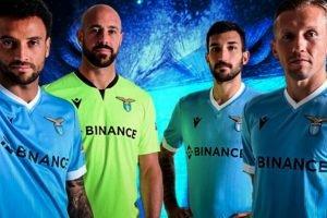 La Lazio si unisce alla rivoluzione dei crypto club italiani con un affare Binance da 30 milioni di euro