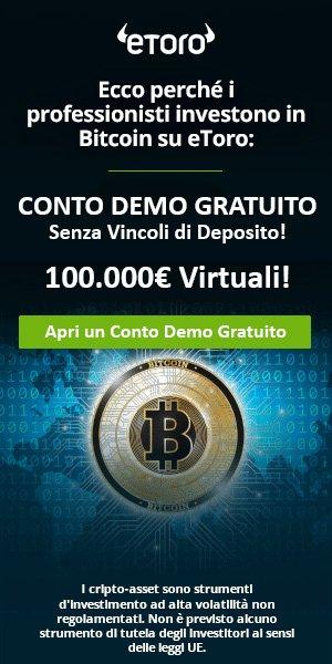 eToro Bitocin Demo