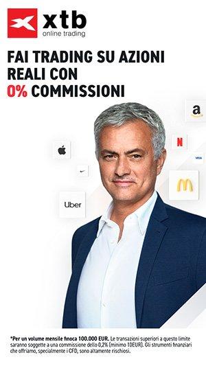 xtb Zero Commissioni